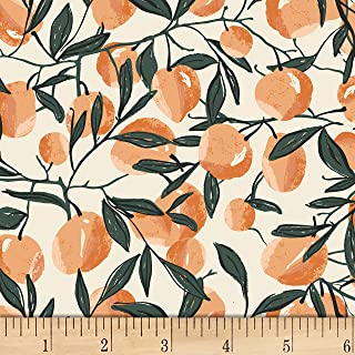 Art Gallery Her & History Leo's Orchard Multi, Quilting Fabric by the Yard