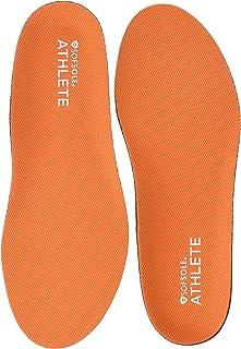Sof Sole womens Athlete Performance Full-length Insole, Orange, Women s 5-7.5 US
