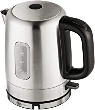 AmazonBasics Stainless Steel Portable Electric Hot Water...