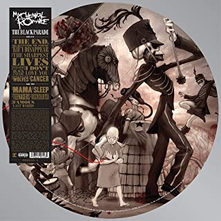 the black parade picture disc