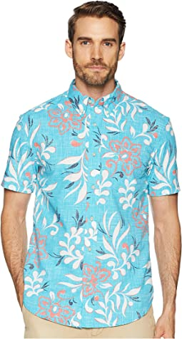 Perennial Pareau Tailored Fit Aloha Shirt