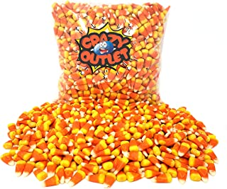 CrazyOutlet Pack - Brach's Original Classic Flavor Candy Corn, Halloween, Harvest, Trick or Treat Candies, Bulk Pack, 3 Lbs