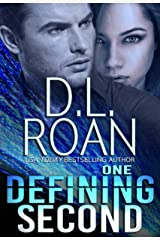 One Defining Second: A Romantic Thriller (Survivors' Justice Book 2) Kindle Edition