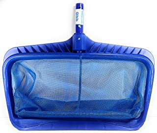440, Deep Bag Pool Net, Blue, Strong and Durable Mold Frame. Lightweight, Ideal for Collecting Leaves, Insects and Others ...