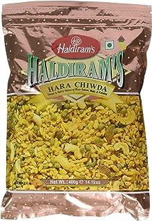 Haldirams Hara Chiwda 400g