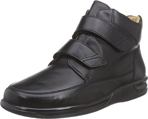 Ganter Sensitiv Kurt, Weite K - botas de Cuero Hombre