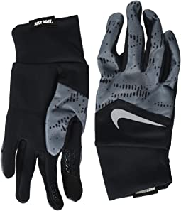 Nike - Printed Dri-Fit Tempo Run Gloves