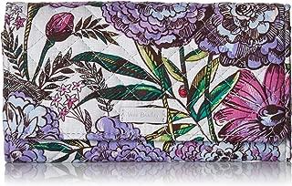 Vera Bradley womens Iconic Rfid Audrey Wallet, Signature Cotton