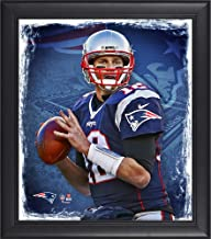 Tom Brady New England Patriots Framed 15