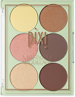 Pixi by Petra & Maryam Strobe & Sculpt Highlight & Contour Palette 0130