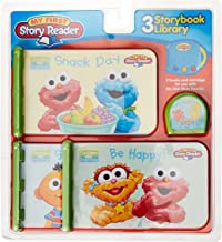 My First Story Reader Storybook Sesame Street 3-pk. Library