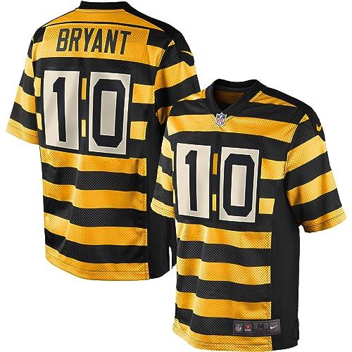 1d65ca4eb NIKE Martavis Bryant Pittsburgh Steelers NFL Youth Gold Black Alternate  Throwback On-Field Jersey