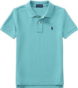 Polo Ralph Lauren Kids - Cotton Mesh Polo Shirt (Little Kids/Big Kids)