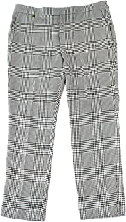 Womens Ornice Houndstooth High Rise Skinny Pants