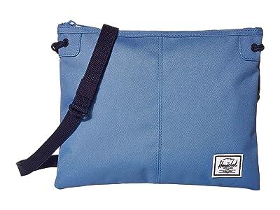 Herschel Supply Co. Alder (Riverside/Peacoat) Cross Body Handbags