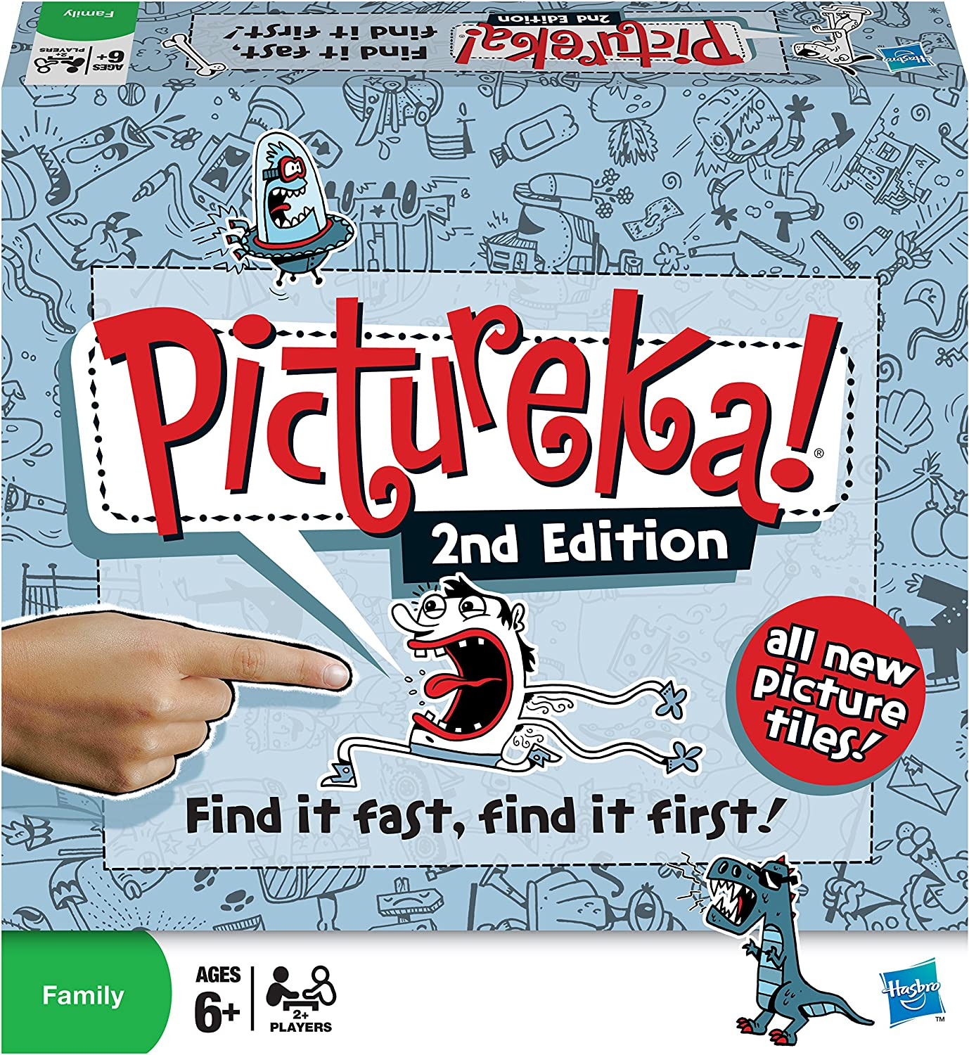Pictureka - 2nd Edition
