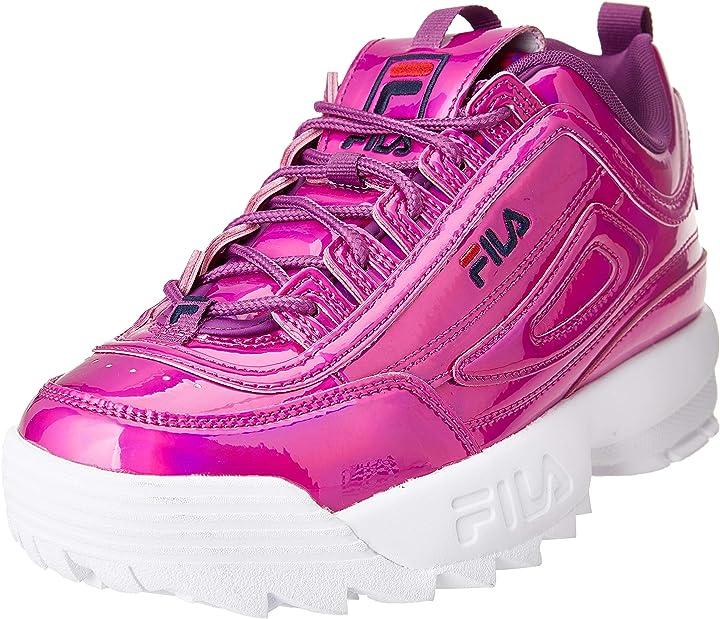 Fila disruptor kids f sneaker unisex-bambini 1011081-01
