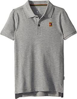 Court Heritage Tennis Polo (Little Kids/Big Kids)