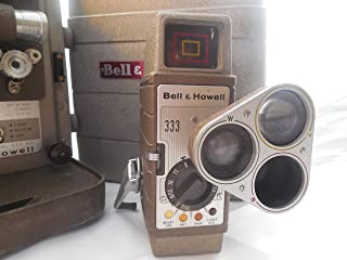Bell & Howell 253 AX 8mm Home Movie Film Projector