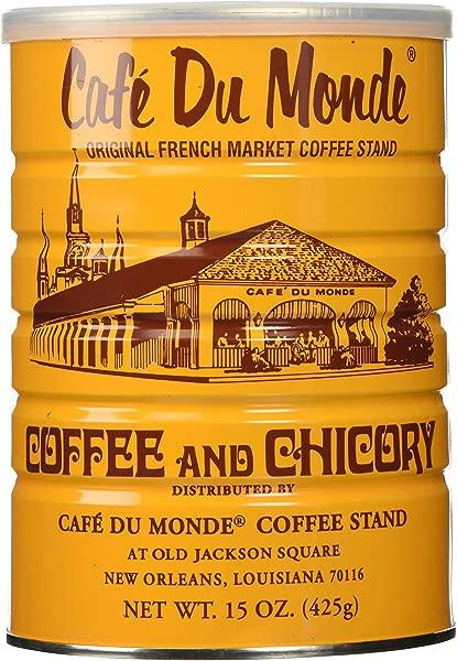 Half A Dozen Cans 6 Cans Of Coffee Du Monde 15 Oz Cans