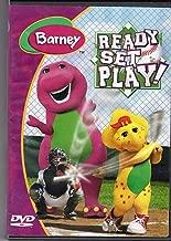 Barney: Ready, Set, Play! [DVD]