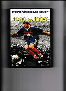 FIFA World Cup Soccer – 1990 to 1998