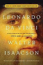 Cover image of Leonardo da Vinci by Walter Isaacson