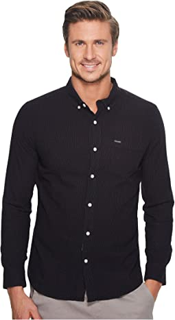 Volcom - Micro Dot Long Sleeve Woven