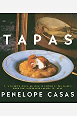 Tapas: The Little Dishes of Spain Hardcover