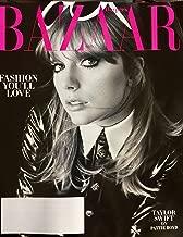 Harper's Bazaar August 2018 Fashion You'll Love - Taylor Swift on Pattie Boyd (B&W Cover)