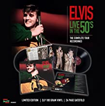 Live In The 50S: Complete Tour Recordings