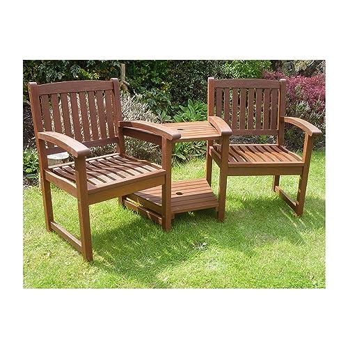 Excellent Outdoor Loveseat Amazon Co Uk Machost Co Dining Chair Design Ideas Machostcouk