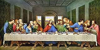 Leonardo da Vinci The Last Supper Premium Art Print Mural Painting Printed Reproduction - 17