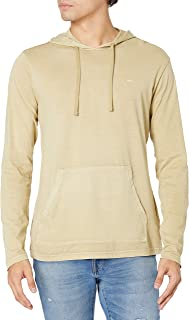 RVCA Men's PTC Pigment Hooded Shirt