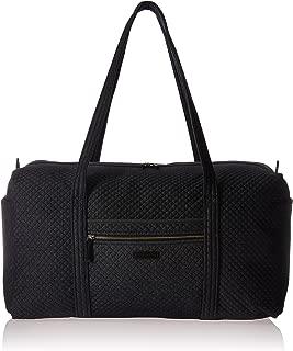 Women's Denim Large Travel Duffel Travel Bag
