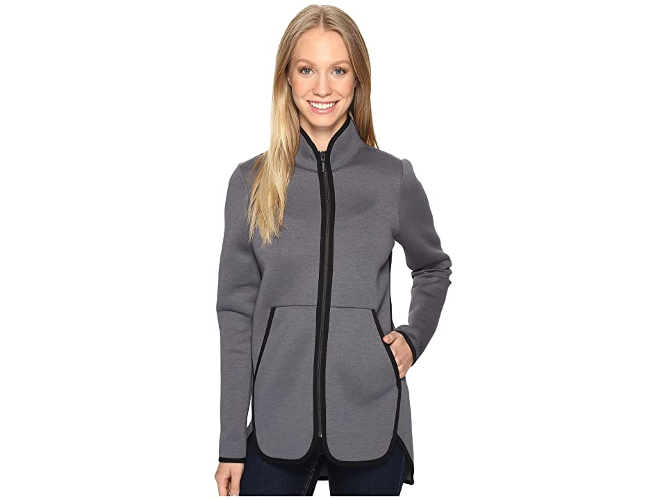 The North Face Neo Thermal Full Zip (TNF Dark Grey Heather (Prior Season)) Women