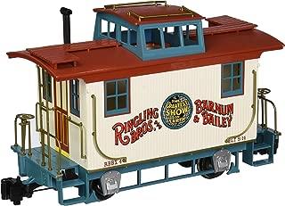 Bachmann Ringling Bros. Barnum & Bailey - Bobber Caboose #4 - Large