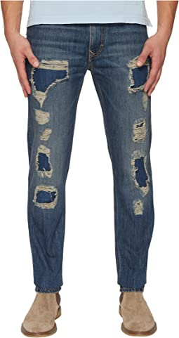 Anglomania Classic Tapered Jeans in Blue