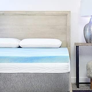 Best cooling gel mattress topper king size Reviews