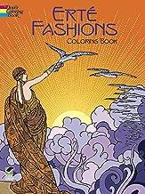 Erté Fashions Coloring Book (Dover Fashion Coloring Book)