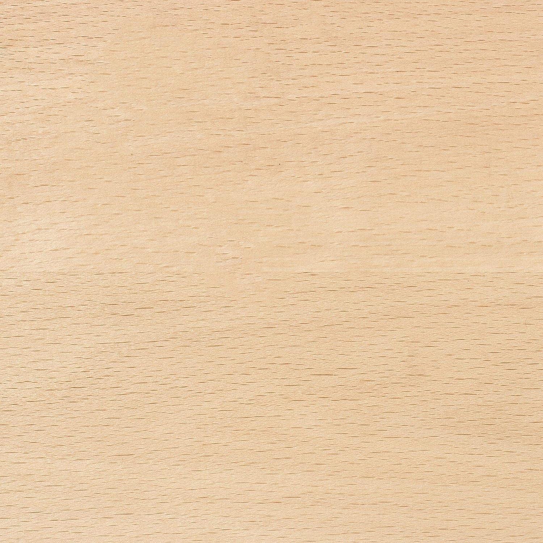 Marque Amazon -Alkove Hayes - Lot de 2 chaises de salle à manger, 45x59x102cm, Chêne/marron Noir