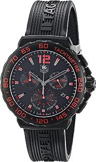 Men's CAU111D.FT6024 Formula 1 Analog Display Quartz Black Watch