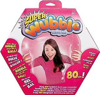 Wubble Super NS20167.4300 Bubble Ball, Pink