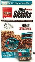 Barras De Amaranto Mini Snack Sin Azúcar 70Kcal, Con