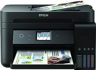 ايبسون طابعة حبر متعددة الوظائف,طابعة , ناسخة , ماسح ضوئي & فاكس - L6190