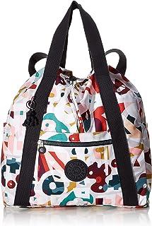 Kipling Art Backpack M KI3526N85 Casual Daypack, Night Grey
