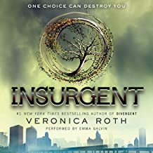 Download Book Insurgent: Divergent, Book 2 PDF