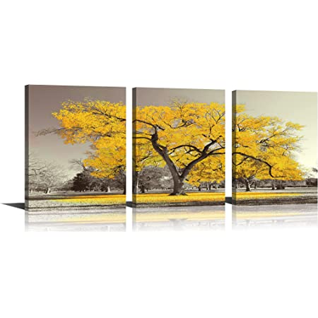 3 Piece Canvas Wall Art For Living Room Blue Sea View The Moon Landscape Modern Home Decor Room Stretched And Framed Ready To Hang 12 X16 X3 Panels Ocean Posters