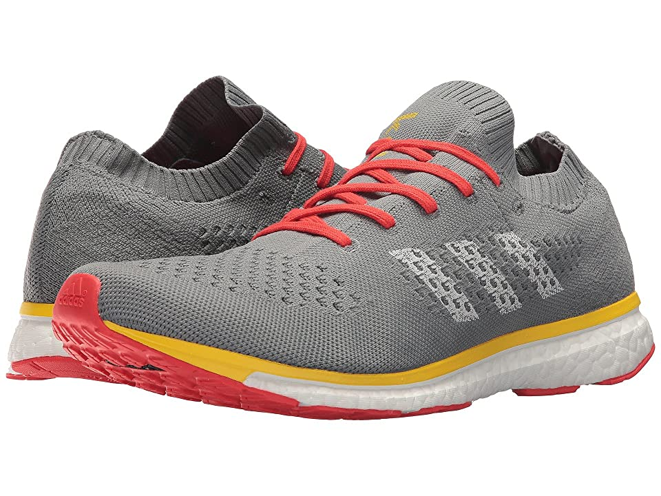 Image of adidas x Kolor Adizero Prime Kolor (Grey Three/Grey One/Equipment Yellow) Men's Shoes