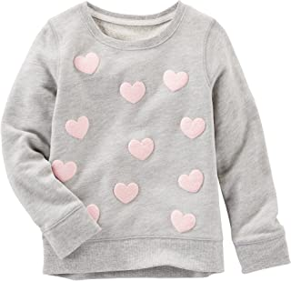 OshKosh B'Gosh Girls' Long Sleeve Tee